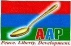Advanced Allied Party AAP party symbol