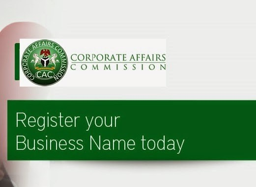 Business name registration with CAC