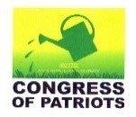 Congress of patriots logo