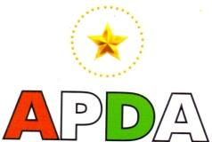 Logo Advanced People Democratic Alliance APDA party