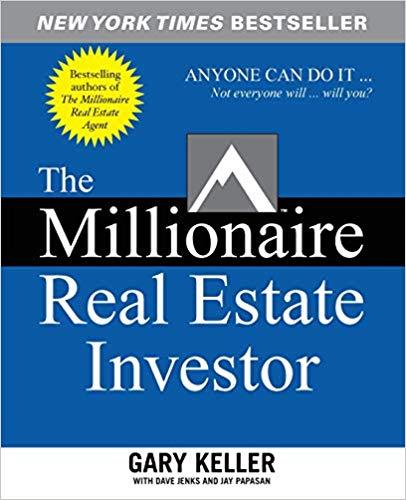 Millionaire real estate investor book