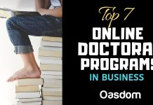 Top online doctoral programs in business today