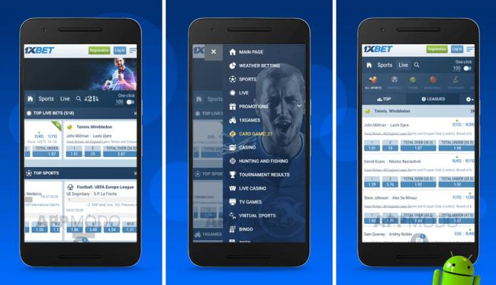 Oasdom top sports betting apps in Nigeria