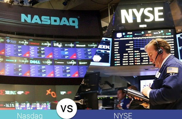 The difference between Nasdaq and NYSE