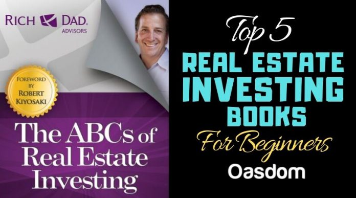 The top 5 Real estate books for beginners