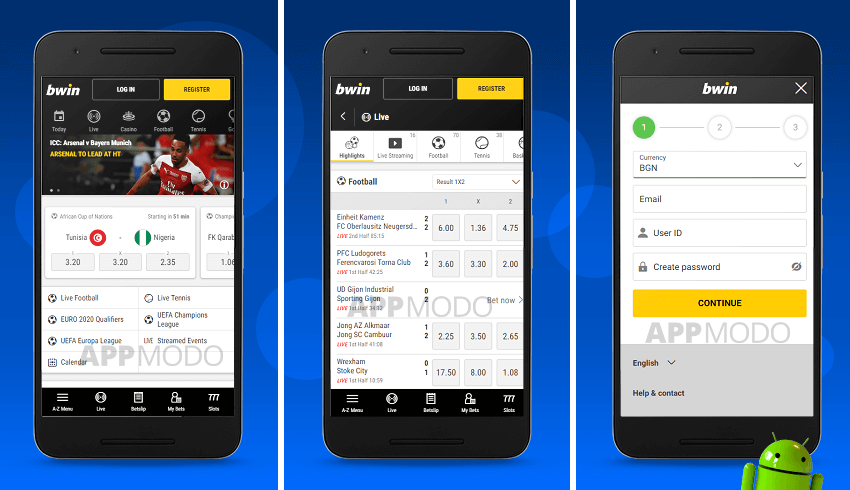bet360 android app