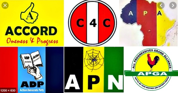 latest List of political parties in Nigeria and their symbols
