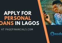 Apply for Personal loans in Lagos
