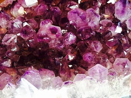 Gem solid minerals