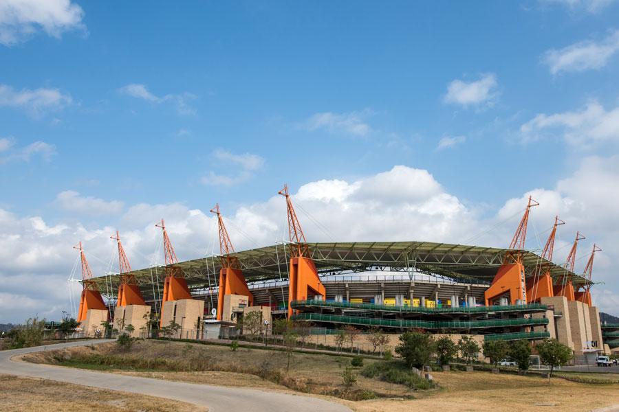 Mbobela stadium