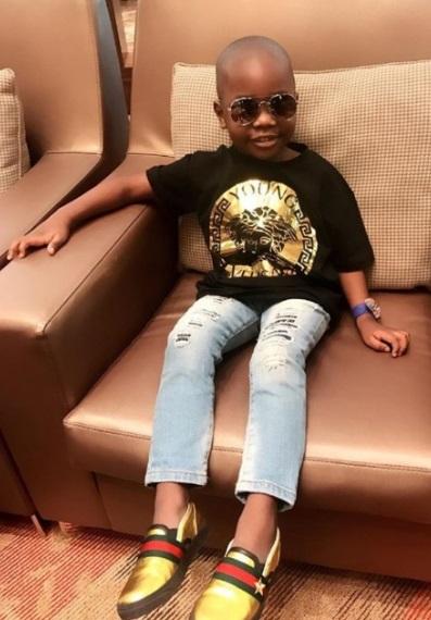 Mopha junior - Top 10 richest kids in Nigeria