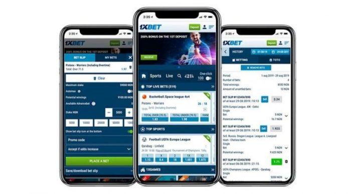 Oasdom 1xbet mobile path to profit