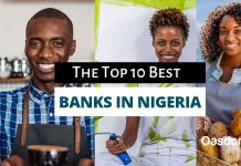 List of top 10 banks in Nigeria