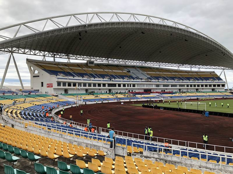 STADE D'ANGONDJE stadium