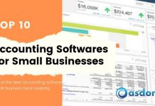 Top 10 accounting software for small business record keeping