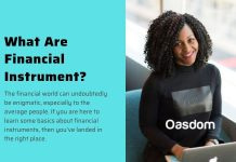 What are financial instruments