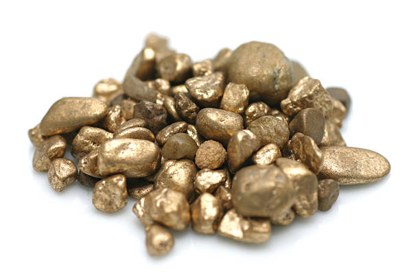 Gold - what is mineral resources