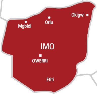map of imo state local government