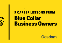 Career lessons from blue-collar entrepreneurs
