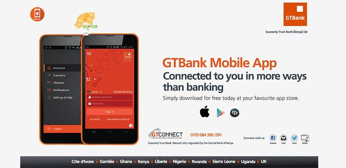 GT-Bank-Mobile-App - top 10 mobile banking apps in Nigeria