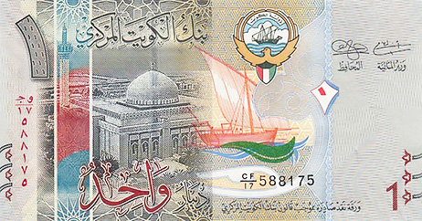 Kuwaiti Dinar Currency KWD