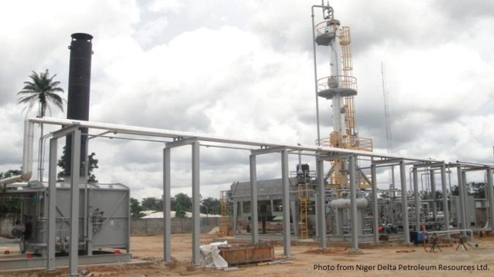 NIGER DELTA PETROLEUM RESOURCES