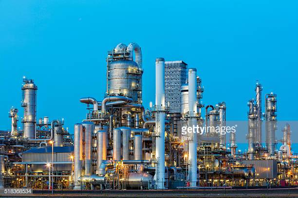 Oil refineries in Nigeria