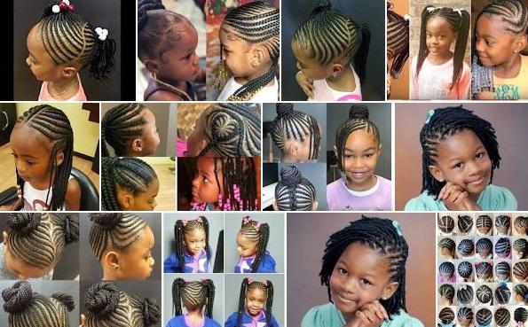 56 Latest Nigerian Children Hairstyles Pictures Oasdom