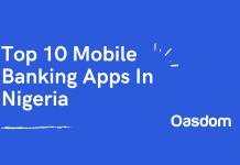 Top 10 mobile banking apps in Nigeria