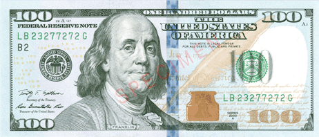 US Dollar - currency of the united states