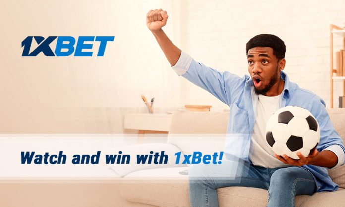 bet watch and collect with 1xbet