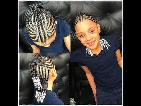 two steps back to school hair do
