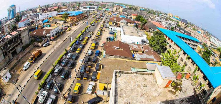 Lagos population - the most populated city in Nigeria