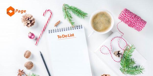 To do December min