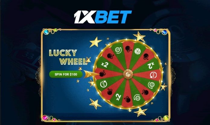 1xbet games lucky
