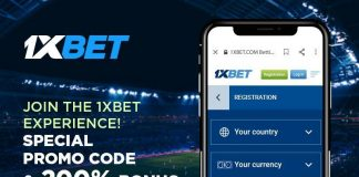 1xbet special promo code