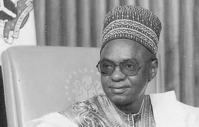 Who was the first civilian president of Nigeria since indepence