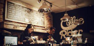 How to make a coffee shop