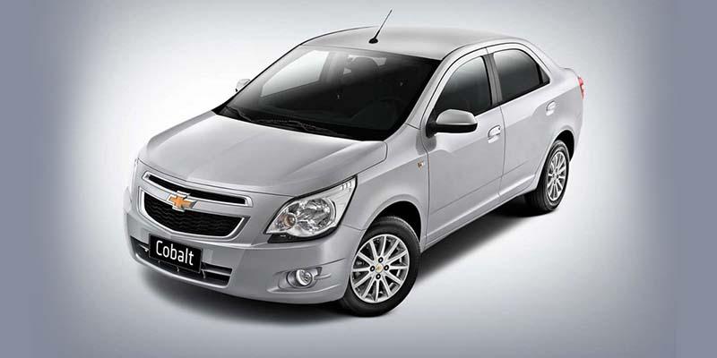New cobalt 2020 Chevrolet colors