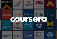 Coursera app