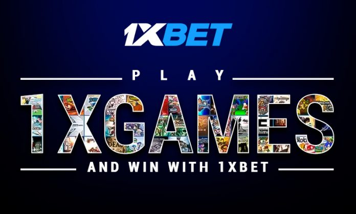 Play and win with 1xbet