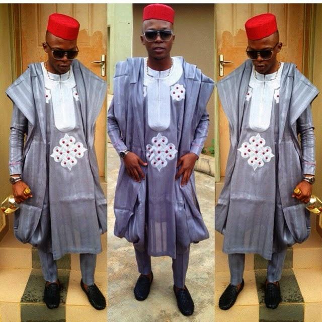 nigerian native agbada wears for men