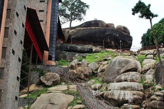 Olumo rock - Tourist attractions in Nigeria