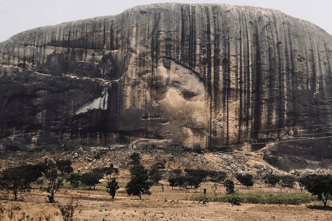 Zuma Rock - historical places