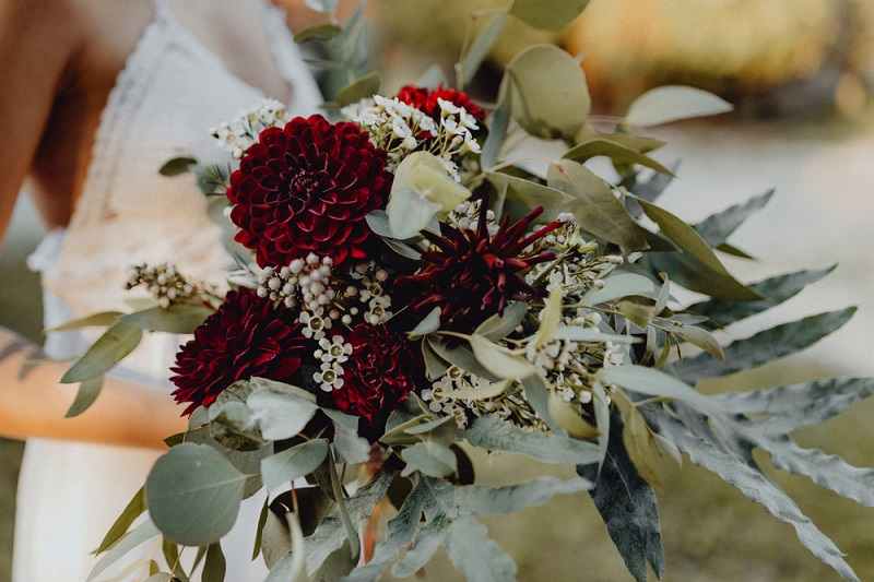 traditional bridal bouquets