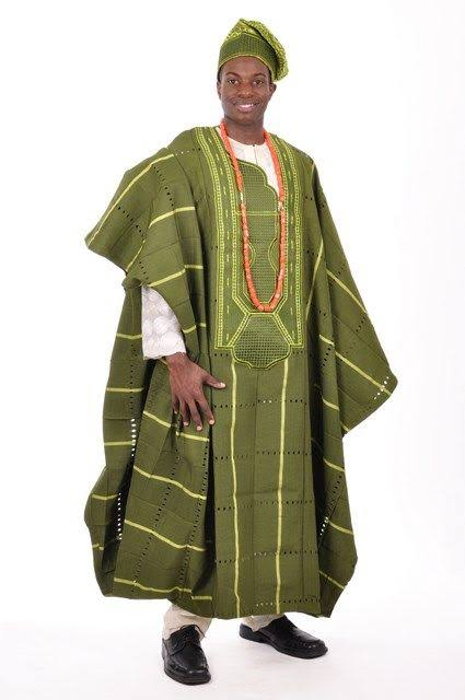 agbada lace design for me