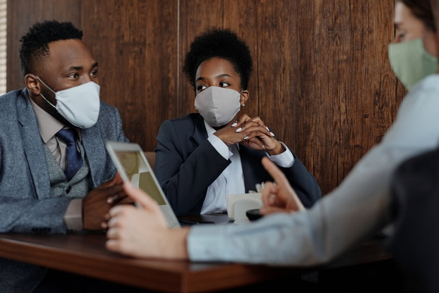 stress management during global pandemic