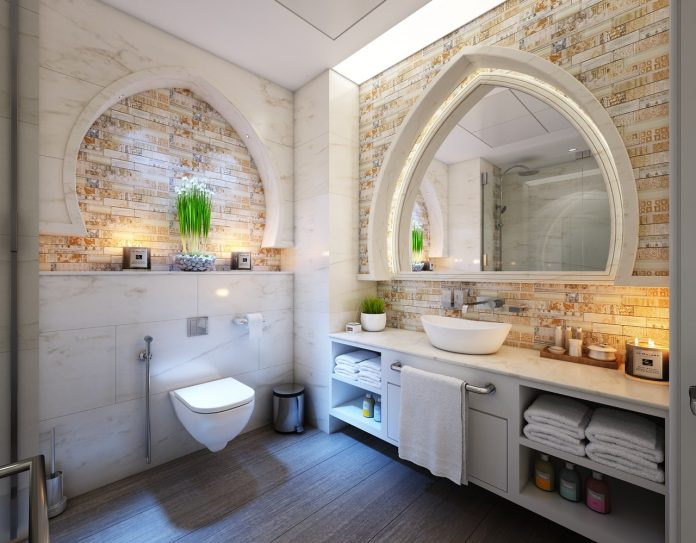 ways to spice up your bathroom
