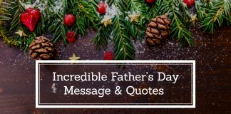 Father's day messages and quotes