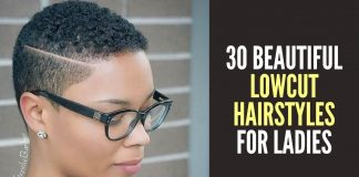 Beautiful Low cut hairstyles for Nigerian Ladies with all face shapes